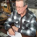 Руководитель НПК «Чайка» Николай Васильевич Гуляев