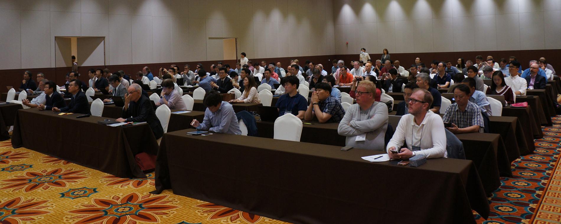 Саммит buildingSMART в Корее