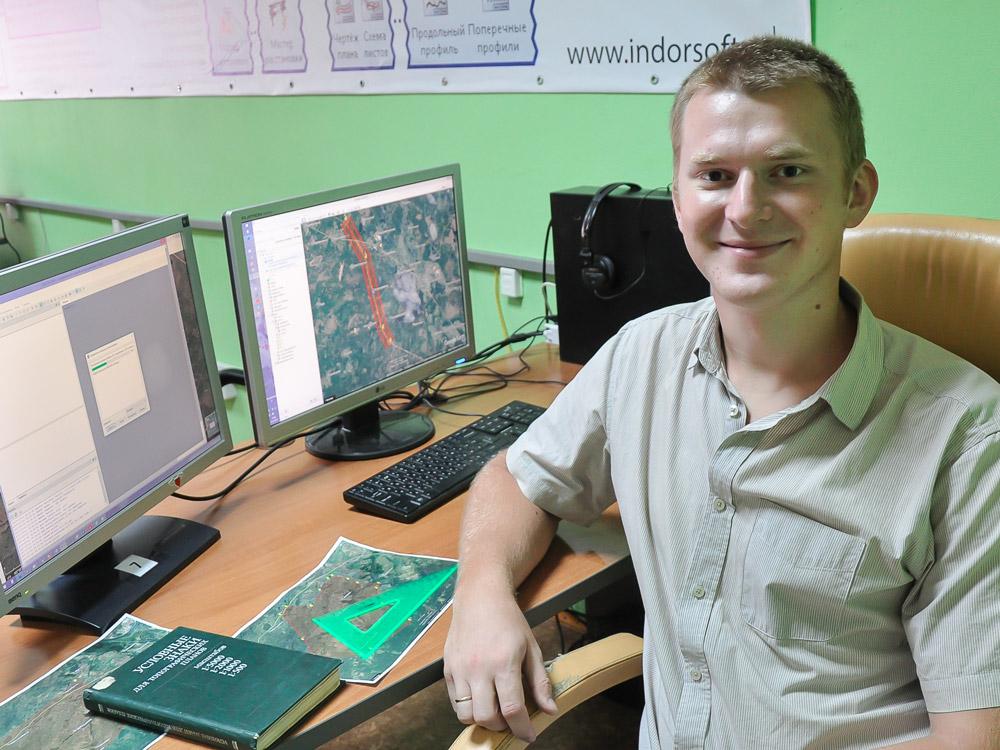Рустам Старов, руководитель отдела геодезии компании «ИндорСофт»
