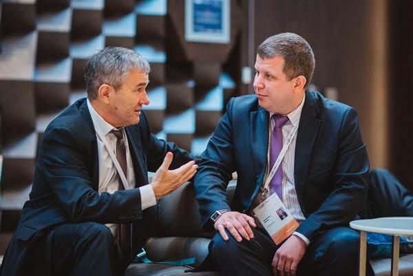 Владимир Николаевич Бойков на конференции ITSONROAD — 2017