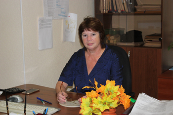 Надежда Сергеевна Стексова, начальник проектного отдела ООО «Проектный институт «АстраханьДорпроект»