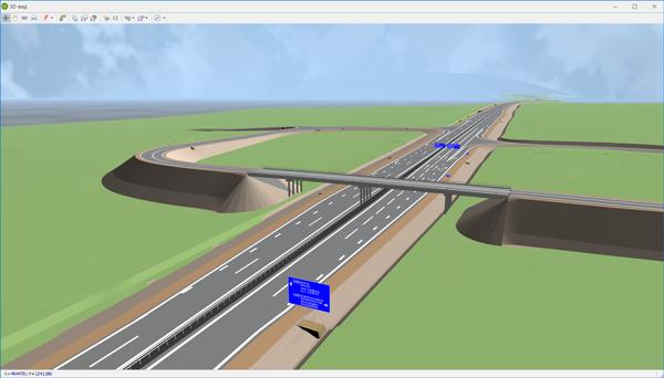 3D-bridge