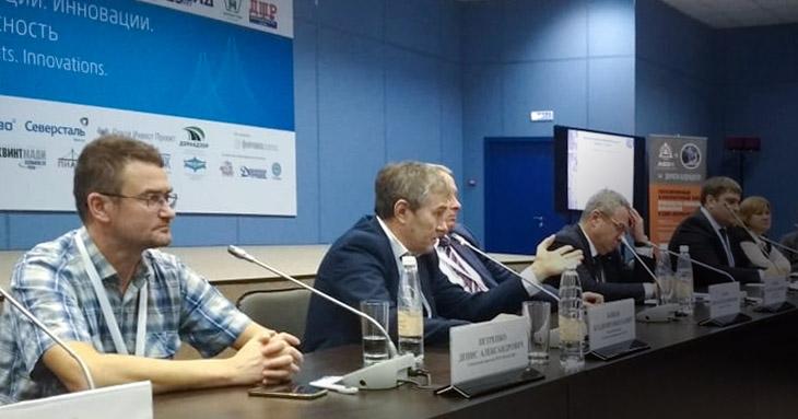 Д.А. Петренко и В.Н. Бойков участвуют в работе круглого стола по BIM-технологиям дорожной отрасли