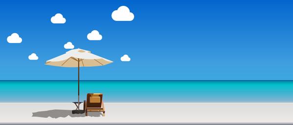 Комментируй в отпуске